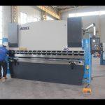 125T lakštinio metalo lenkimo mašina 6mm, hidraulinis presas stabdis WC67Y-125T 3200 Kinijai