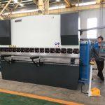 125 tonų lakštinio lenkimo mašina nerūdijančio plieno formavimui