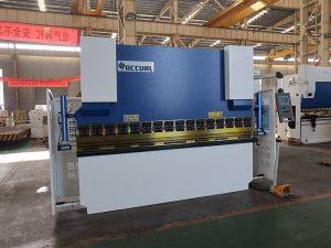 300 tonų hidraulinė nc spaudos stabdžių sistema 5M su CE saugos sertifikatu