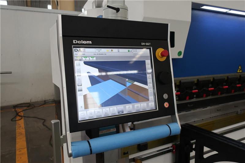 DELEM DA66T 3D CNC sistema