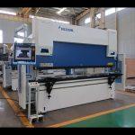 6 ašies CNC presavimo stabdžių trinkelė 100 tonų x 3200 mm
