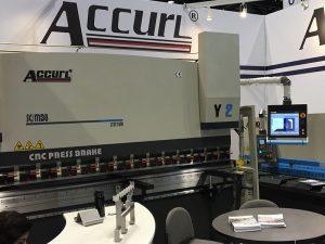 """""""Accurl"""" dalyvavo 2016 m. Čikagos staklių ir pramonės automatikos parodoje"""