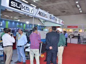 """""""Accurl"""" dalyvavo Indijos parodoje 2016 m"""