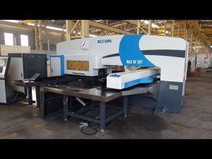 CNC servo pavara aušintuvo bokštelyje perforuotas presas 50 tonų servo cnc štampavimo staklėms