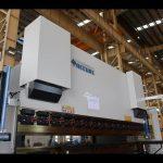 Hidraulinė NC spaudos stabdžio / lakštinio metalo lenkimo mašina MB7-125Tx3200