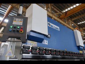 Hidrauliniai presavimo stabdžiai MB7-100Tx3200mm su gynėju lazersafe ir ELGO P40 NC sistema
