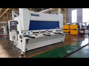 """""""Master Variable Rake"""" giljotinos pjaustymo mašina su """"ELGO P40T"""" CNC sistema"""