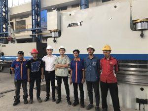 Indonezijos delegacija atvyko aplankyti mūsų gamyklą