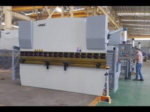 Torsion Bar Hydraulic NC Spaudimo stabdys MB7-125Tx3200