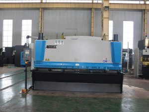 cnc hidraulinė pjovimo mašina kaina