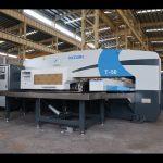 CNC hidraulinis bokštelis perforavimo presas 30 tonų CNC štampavimo presas mašina