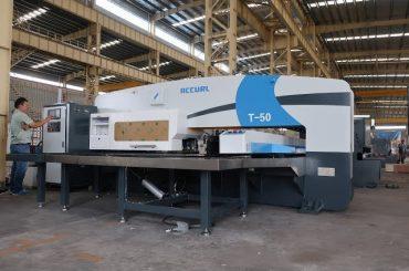 CNC hidraulinės bokšto perforavimo presas 30 tonų CNC štampavimo preso mašina