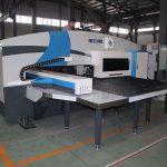 Pigiai nusipirktas CNC turėklų štampavimo staklės, kvadratinės skylės štampus