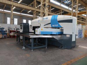 CNC turėklų perforavimo mašina
