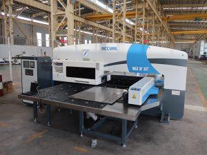 CNC turėklų štampavimo staklės, automatinės skylių štampavimo staklės, CNC perforavimo presai