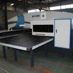 """MAX-SF-30T gamybos cnc štampavimo staklės hidraulinis perforavimo presas su """"Amada"""" įrankiais bokštelyje štampavimas Fanuc valdymas"""