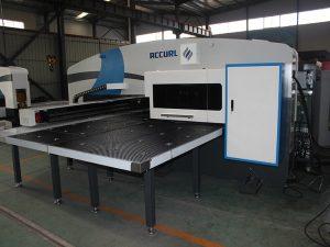 CNC turėklų perforavimo programavimas