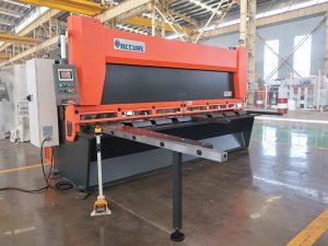 karštas pardavimas QC11K CNC hidraulinės giljotinos šlifavimo staklės