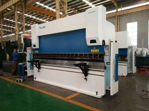 didelio tikslumo ir greičio WC67K hidraulinis CNC spaudos stabdys