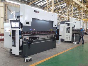 cnc hidraulinis presas stabdžių mašina gera kaina Wc67y-80/2500