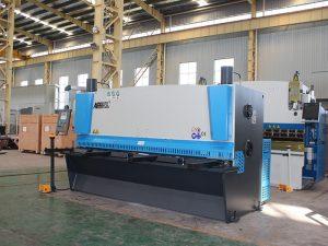 hidraulinė pjovimo mašina qc12y 4x2500