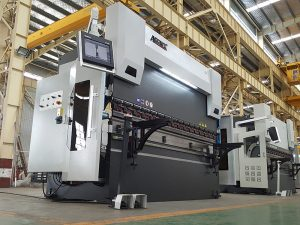 metalo lakšto lankstymas 100t / 3200 metalo pagrindinis spaudos stabdys