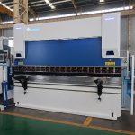 plieninė plokštė 7 ašis 400 tonų 6000 mm cnc preso stabdžių lenkimo mašina su CE ir CQC