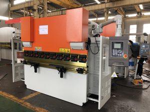 CNC hidraulinio preso stabdis durų rėmui (WC67Y-63TX2500)