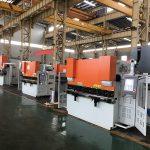 WC67K-30T 1600mm hidraulinio preso stabdys, lakštinio metalo lenkimo mašina, su CE sertifikatu