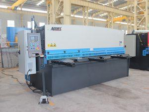 hidraulinė giljotinos hidraulinė pjovimo mašina su aukšta kokybe