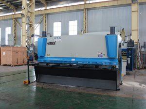 qc12y 4x3200 hidraulinė pjovimo mašina