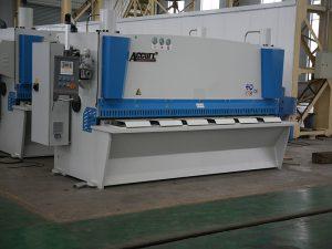 QC11Y cnc hidraulinės šlifavimo staklės, plieno cnc šlifavimo staklės, metalo lapų kirpimo mašina