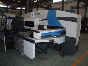 trumpo stiliaus CNC turėklų perforavimo presas automatinis skylės štampavimo mašina kaina