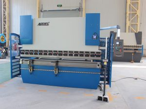 WC67K serija CNC hidraulinis presas stabdys